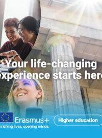 ERASMUS programme generation